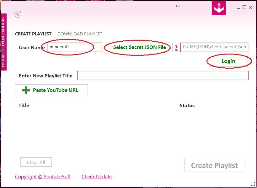 free youtube downloader licence key